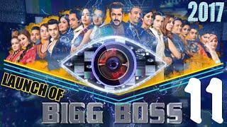 Launch of BIGG BOSS 11 with SALMAN KHAN | Much Awaited TV Show