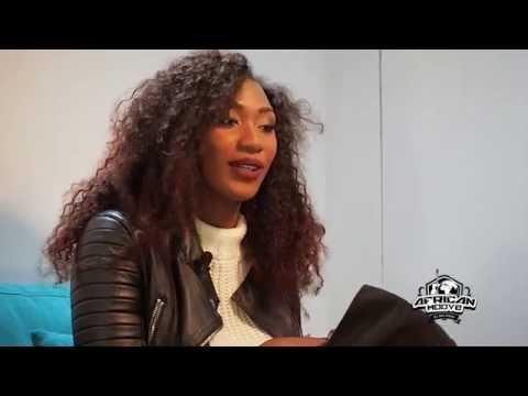 Aya Nakamura : La boite à question 1/3 (www.africanmoove.com)