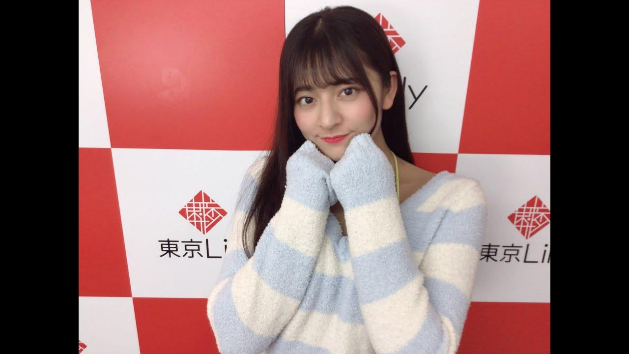 徳江かなさん 2021年6月18日個人撮影会 お礼メッセージ