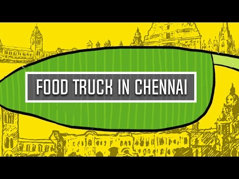 First Food Truck in Chennai | The Madras Meal | Moustache Ep-06