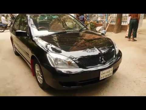 Mitsubishi Lancer review 2009 | nissan sunny review | used car | lancer | Mitsubishi Lancer in bd
