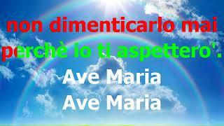 Enrico Musiani - Ave Maria per te - KARAOKE