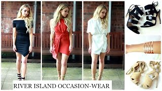 RIVER ISLAND OCCASION-WEAR LOOKBOOK 2016