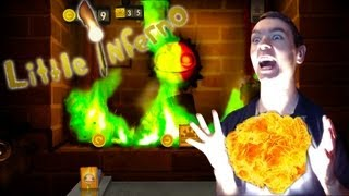 Little Inferno Part 2 | JACK GOES CRAZY | Amazing Indie Game Gameplay/Commentary