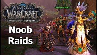 World of Warcraft - Noob tries King Rastakhan
