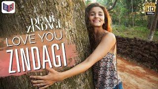 Love You Zindagi !! Dear Zindagi !! Ringtone