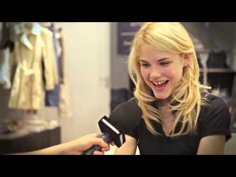 Model Ashley Smith im Interview