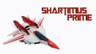 Transformers Generations Jetfire Toy Leader Class Action Figure Review