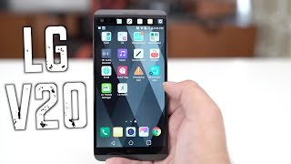 48 Hours with the LG V20!
