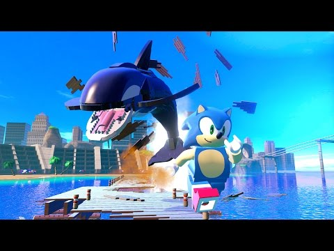 LEGO Dimensions: Sonic the Hedgehog Official Trailer