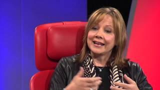 General Motors CEO May Barra