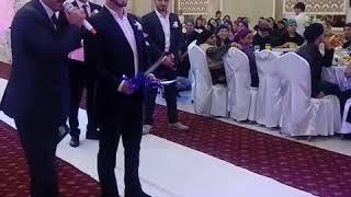 Турецкий обычай , окрывают лицо невесты