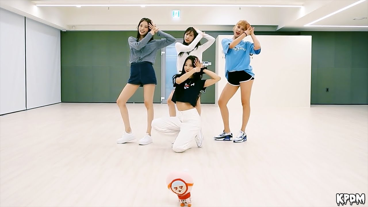 WJSN CHOCOME (우주소녀 쪼꼬미) - 흥칫뿡 (Hmph!) Dance Practice (Mirrored)