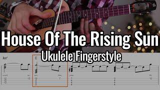 House Of The Rising Sun (Ukulele Fingerstyle)