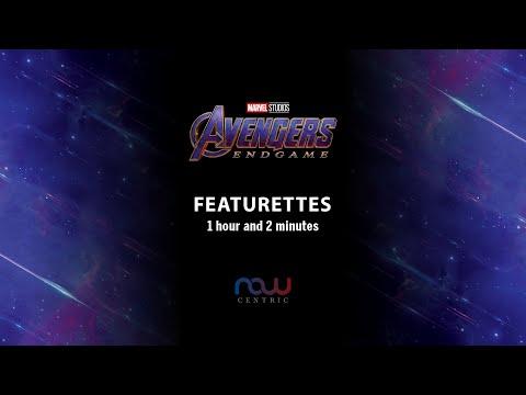 Avengers: Endgame – All Bonus Features [HD]