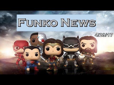 Funko News - April 29, 2017