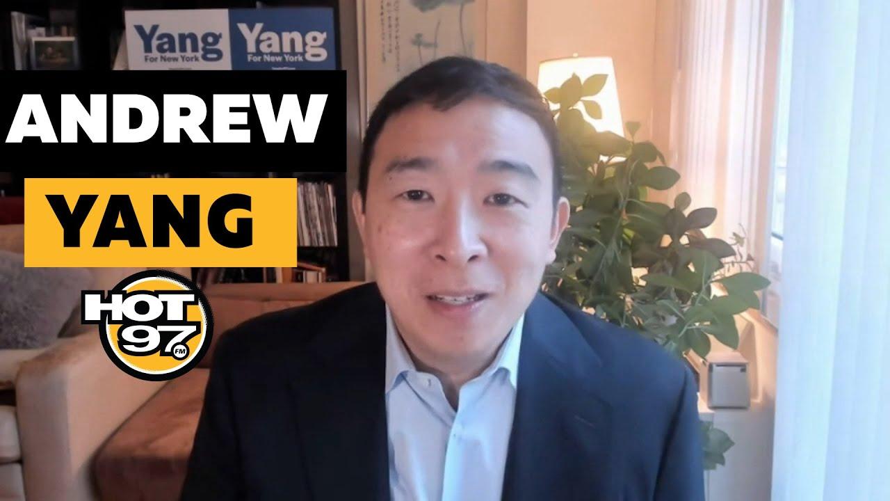 Andrew Yang On Running For NYC Mayor, Recent Backlash, + His Billion Dollar Pledge