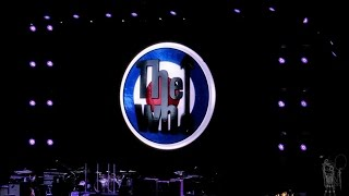 "THE WHO HITS 50 TOUR ""LIVE"