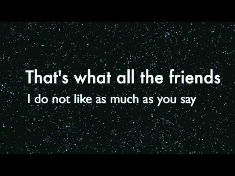 The Vaccines: If you wanna (Lyrics)