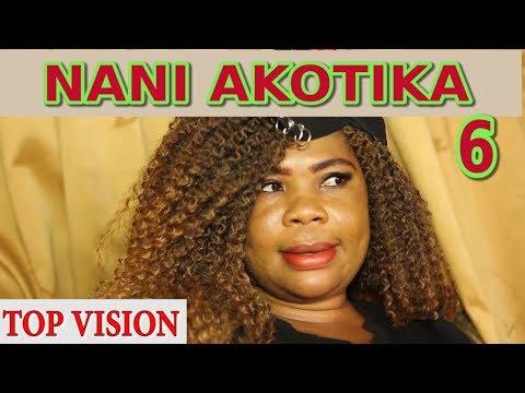 NANI AKOTIKA Ep 6 Theatre Congolais Buyibuyi,Makambo,Coquette,Barcelon,Faché