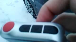Видео: Как снять машину с сигнализации Starline с брелка?(Видео показывает, как правильно снимать машину с сигнализации Старлайн с помощью брелка?, 2017-02-09T09:06:36.000Z)