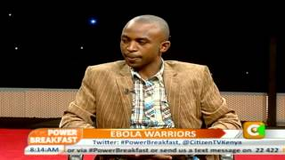 Power Breakfast Interview: The Ebola Warriors