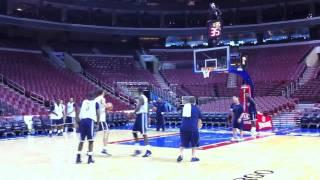 Villanova Basketball Drills