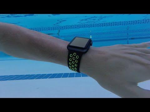 Apple Watch Nike+ Review - SWIM BIKE RUN