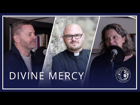 John Paul II: The Connection Between TOB and Divine Mercy (Fr. Patrick Shultz Asks Christopher West)