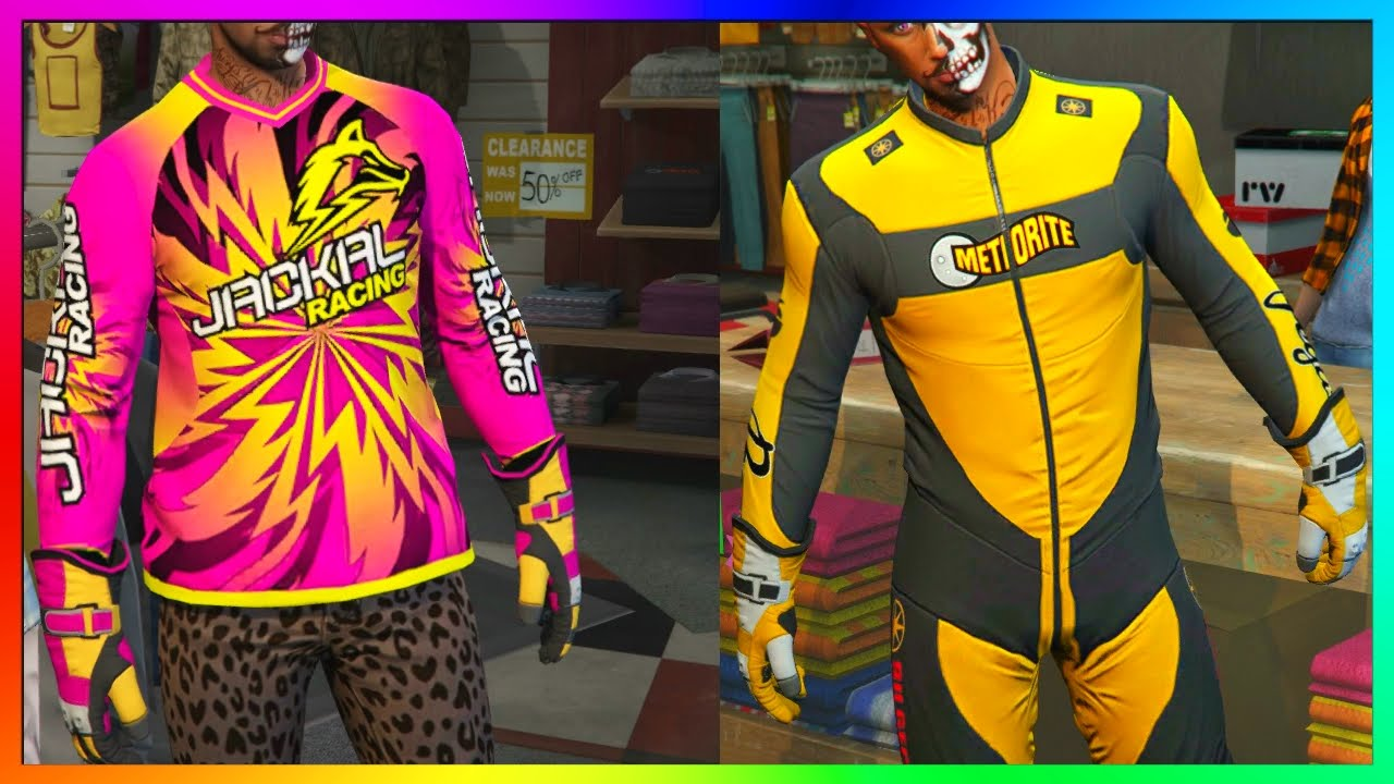 GTA 5 Online u0026quot;CUNNING STUNTS DLCu0026quot; - All NEW Clothing Outfits Accessories Hats u0026 More! - YouTube