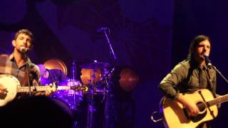 "Avett Brothers ""...Spell of Ambition"" Santa Fe Opera House, Santa Fe, NM 08.27.14"