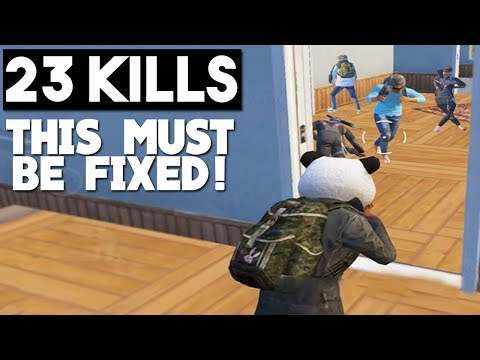 I WILL QUIT IF THEY DO NOT FIX THIS | 23 KILLS SOLOS vs SQUAD | PUBG Mobile