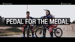 Pedal for the Medal: The Sakakibara siblings bid for Olympic BMX glory - The Feed