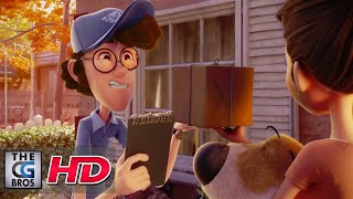 """CGI 3D Animated Spot: """"RENAULT / The Postman"""" - by NKI 