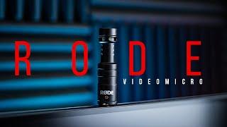 RODE VideoMicro Большой Обзор   Много тестов