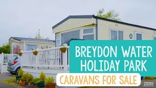 Caravans For Sale at Breydon Water, East Anglia & Lincolnshire