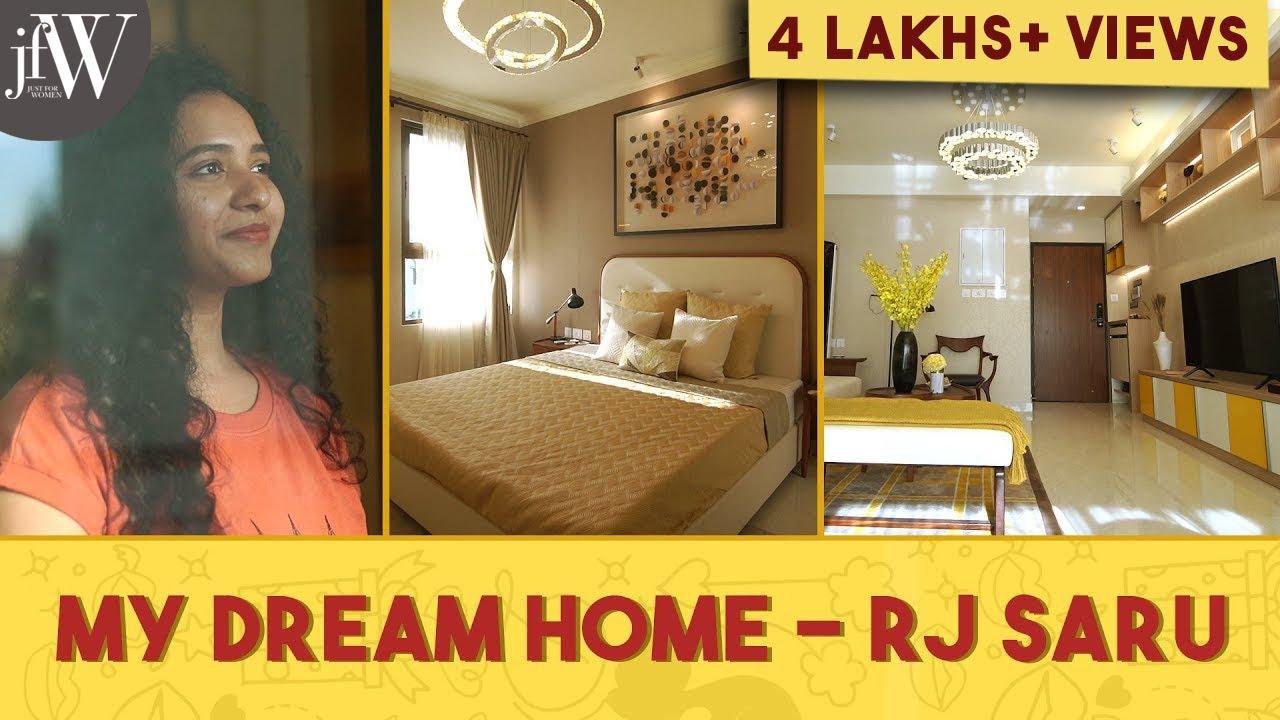 My Dream Home - RJ Saru | Home Tour| Risland Ace | Being Saru | JFW