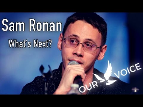 Chat With Sam Ronan About His Next Political Project