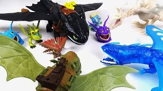 War of dragons taming dragons! Tousleys three-step transformation !! - DuDuPopTOY