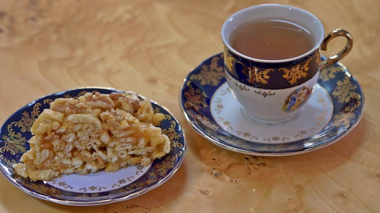 сладости к чаю из яиц