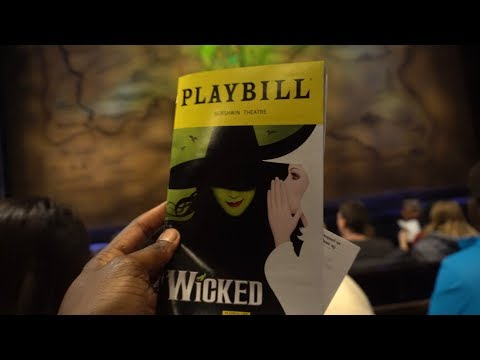 The BEST Broadway Show In New York