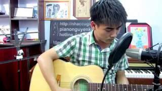 Hướng Dẫn Guitar Hòn Đá Cô Đơn - Nguyễn Kiên