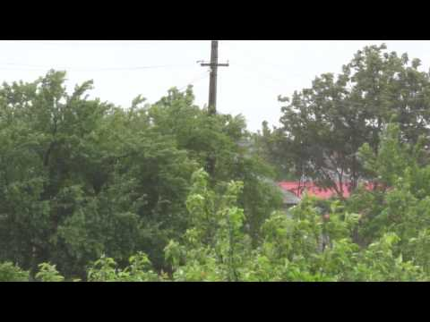 Bad weather and rain screensaver 1080p 60 fps