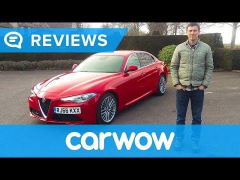 Alfa Romeo Giulia 2018 saloon in-depth review | Mat Watson Reviews