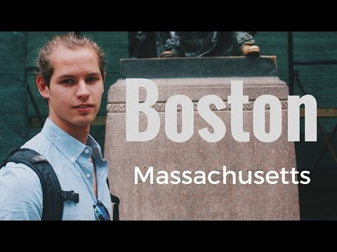 Travel Vlog #2 | Boston