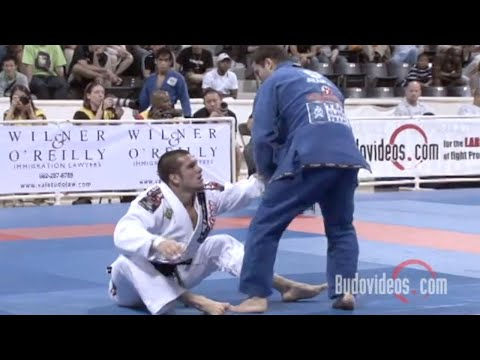 Michael Langhi VS Augusto Mendes / World Championship 2009