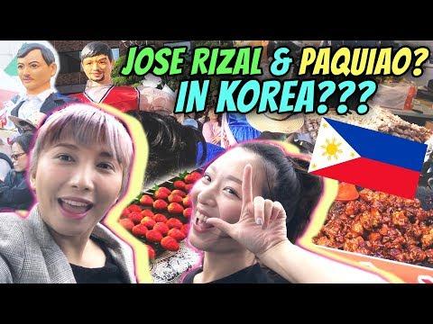 FILIPINOS IN KOREA | ITAEWON GLOBAL VILLAGE FESTIVAL