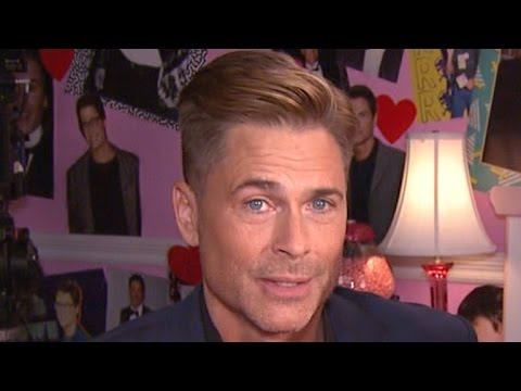 EXCLUSIVE: Rob Lowe on Why He Agreed to Be Comedy Central's Next Roast Victim