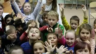 видео Реализация программы активного детского отдыха «Московская смена-2018»