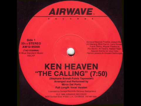 KEN HEAVEN - THE CALLING  ( 1986 HI NRG )